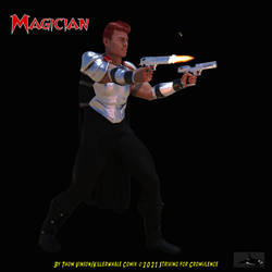Magician 002