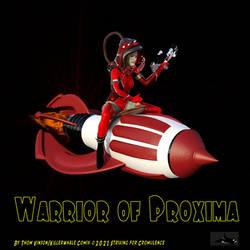 Warrior of Proxima 101