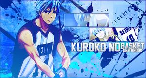 Kuroko No Basket Signature by DeathB00K