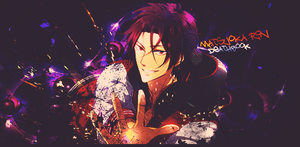 Matsuoka Rin Signature by DeathB00K