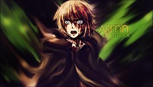 Armin Signature Smudge