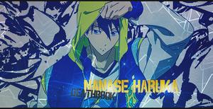 Nanase Haruka Signature by DeathB00K