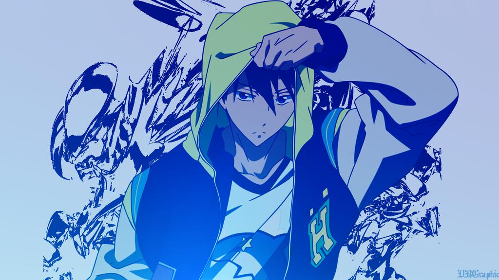 Nanase Haruka Wallpaper 2 by DeathB00K