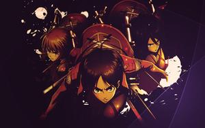 Shingeki No Kyojin Wallpaper 2 by DeathB00K
