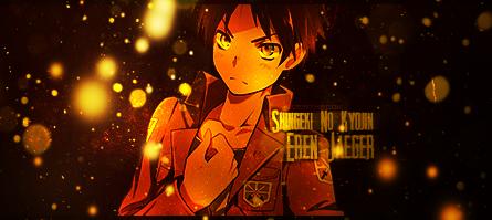 Eren Jaeger Signature - 2 by DeathB00K