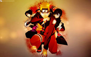 Naruto Wallpaper by DeathB00K