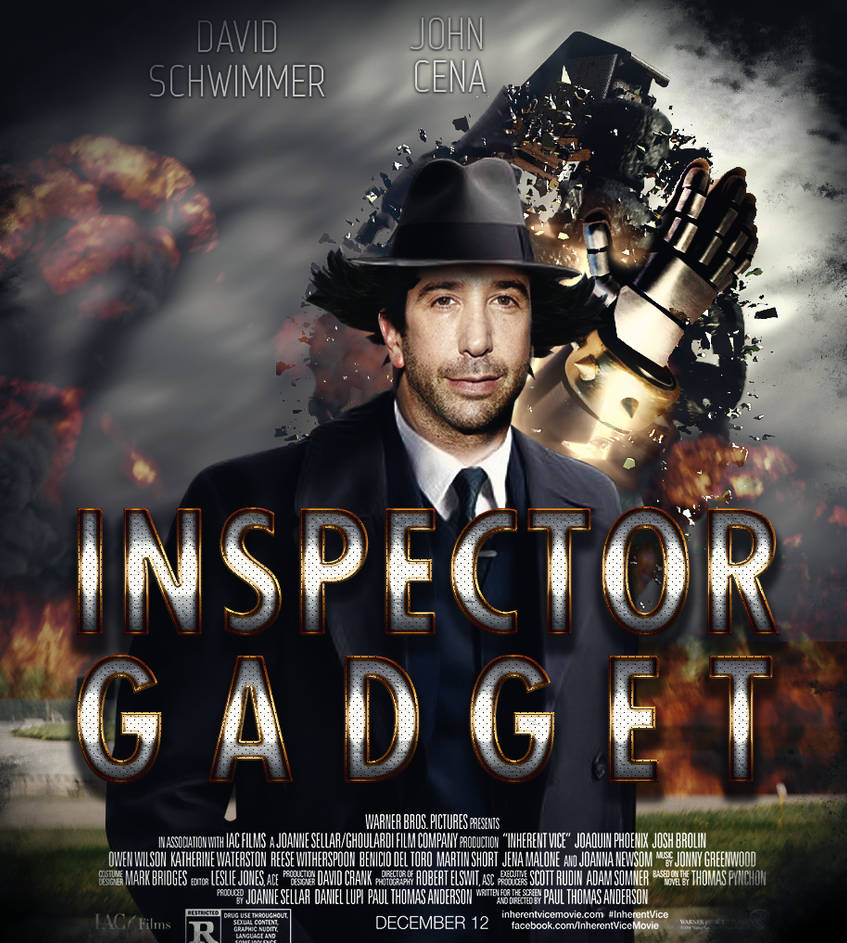 Inspector Gadget Movie...