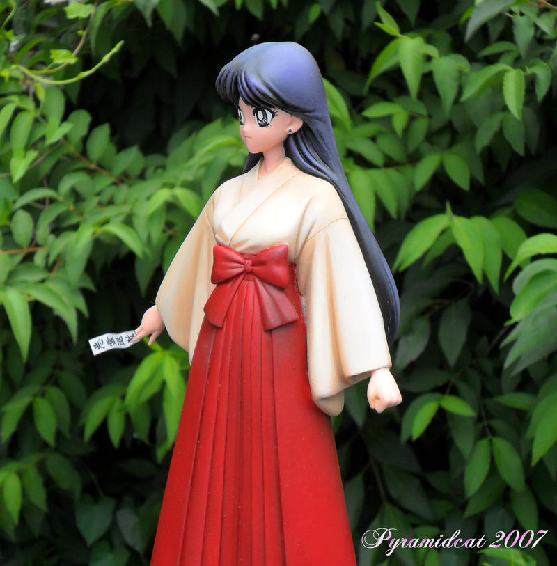 Hino Rei resin model2 by Pyramidcat