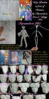 Usagi Henshin Sculpt WIP