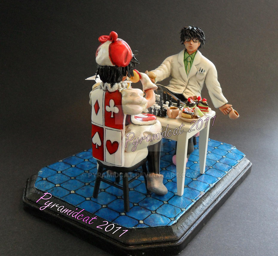 Seishirou Hokuto Chess 1 by Pyramidcat