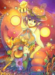 Halloween 2009 by muhoho-seijin