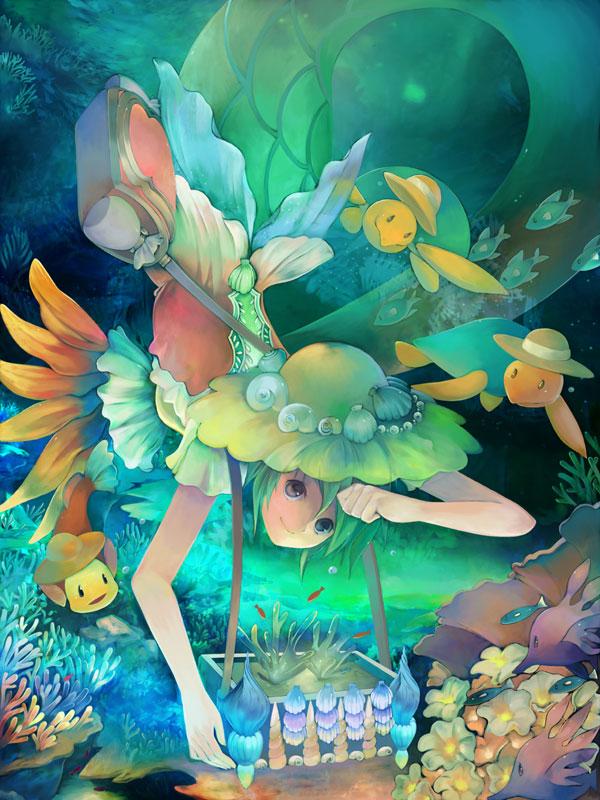 Coral Garden by muhoho-seijin
