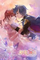 Anicon - Clena and Dai by muhoho-seijin