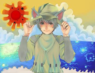 Amoeba -Colorful World- by muhoho-seijin