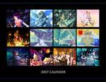 Calendar by muhoho-seijin