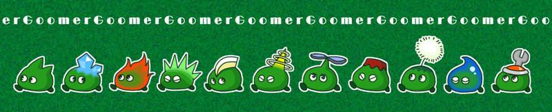 Goomers by aru0