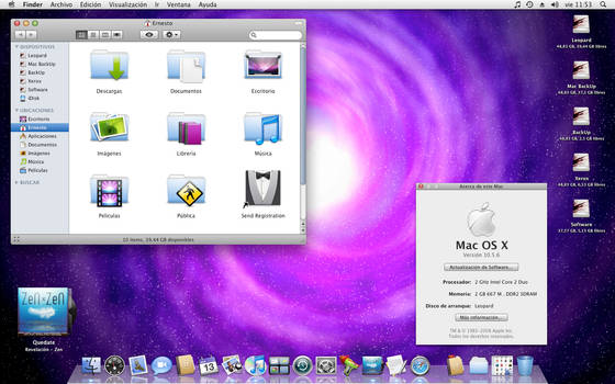 My Mac 2009