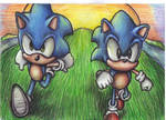 Keep on running Hedgehog