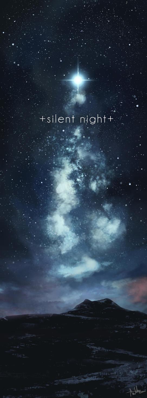 +silent night+ by SleepyClouds