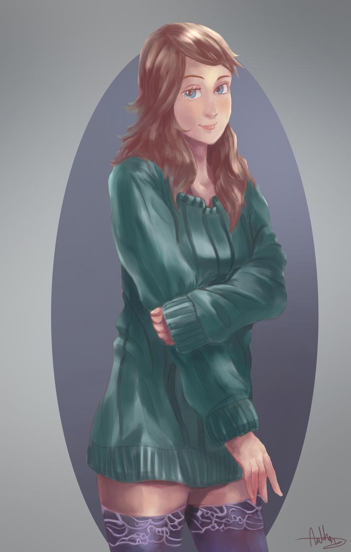 Amanda Chaleur by SleepyClouds