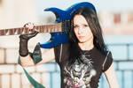 Metal Girl 8