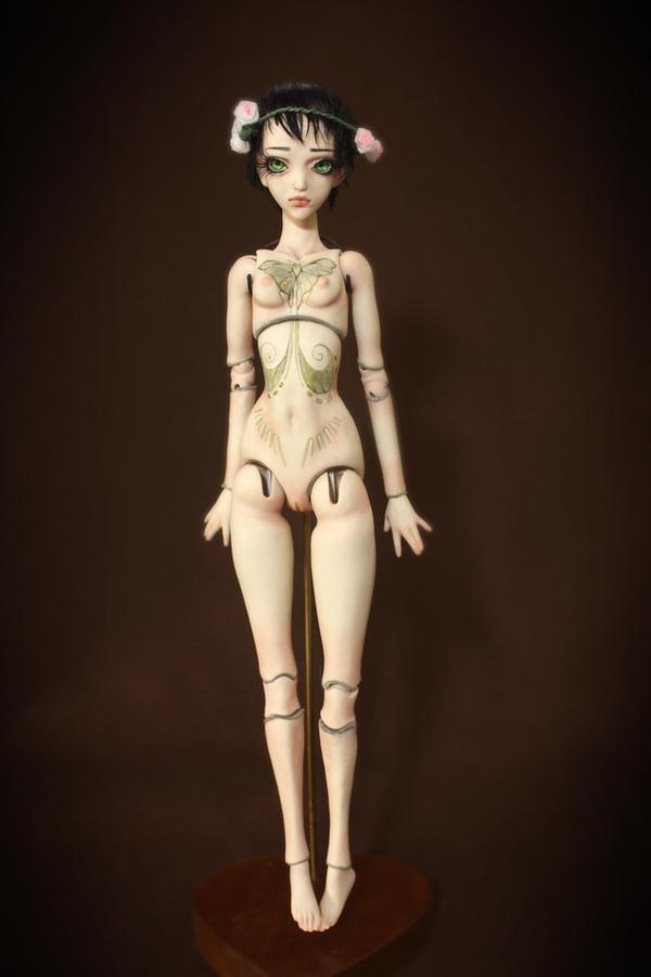 голые куклы фото
