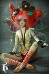 BJD doll House Fairy by Aidamaris Forgotten Heart
