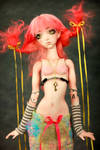 OOAK Porcelain BJD Doll by Forgotten Hearts
