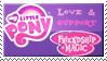 MLP Stamp by LimitBreaker13