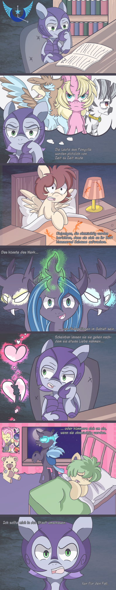 Gallow's Rising Part 1 - German by LimitBreaker13