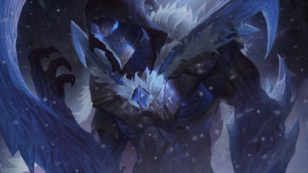 Frostbite Zed by TheArkon