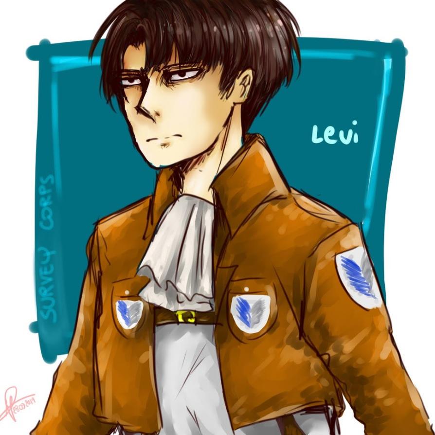 Levi by waccidot-com
