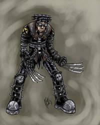 Steam Punk Wolvie by RIVOLUTION