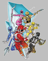 Rangers are GO! by RIVOLUTION