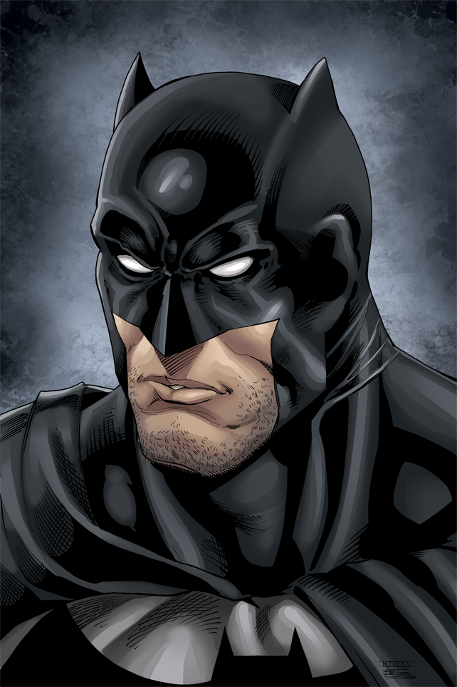 The Dark Knight by RIVOLUTION
