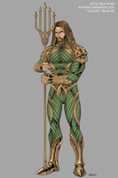 Aquaman by RIVOLUTION