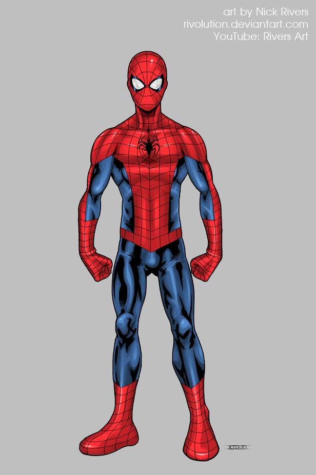 Spider-Man by RIVOLUTION