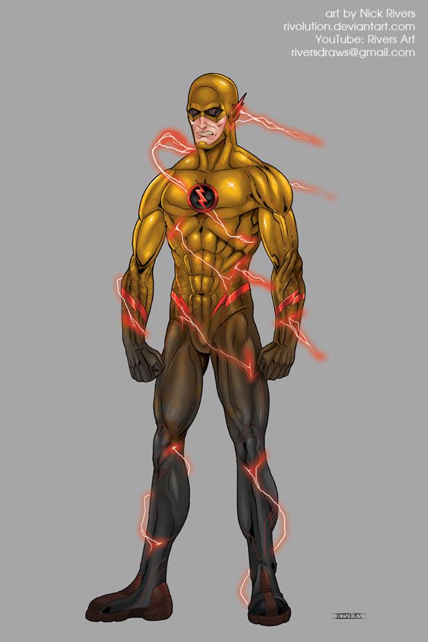 Reverse Flash by RIVOLUTION