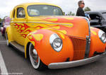 A Hot Ford Coupe