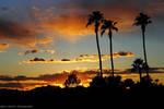 Just Another December Sunset - Phoenix, AZ