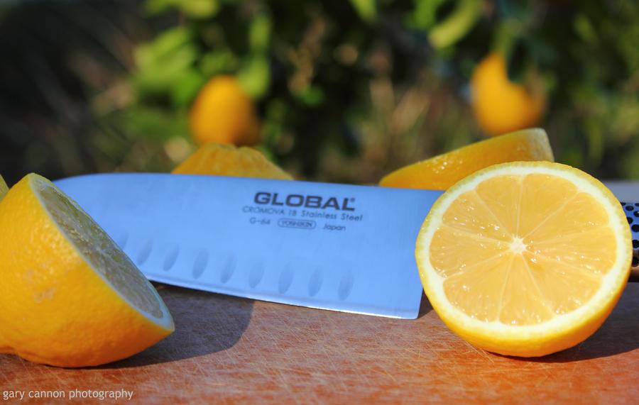 Lemon And Knife Still Life By Worldtravel04 On Deviantart