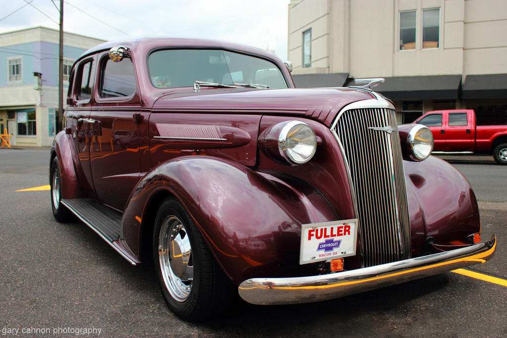 1937 Chevy by worldtravel04