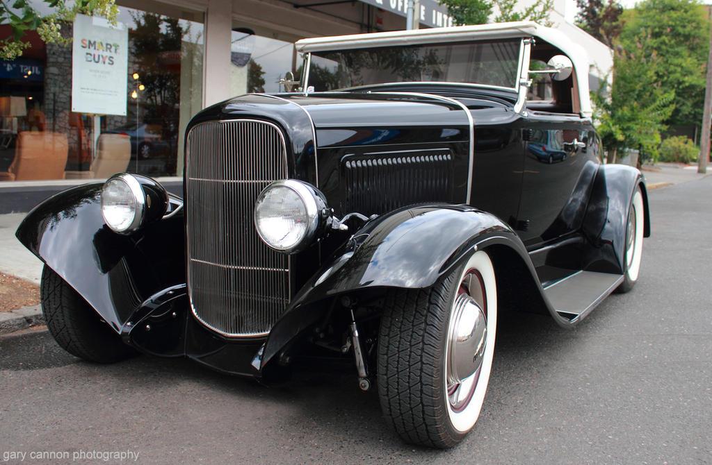 1930 Mercury by worldtravel04