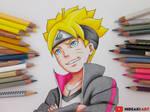 Boruto Uzumaki || Boruto: Naruto the Movie