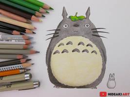 Totoro || My Neighbor Totoro by HideakiArtReal