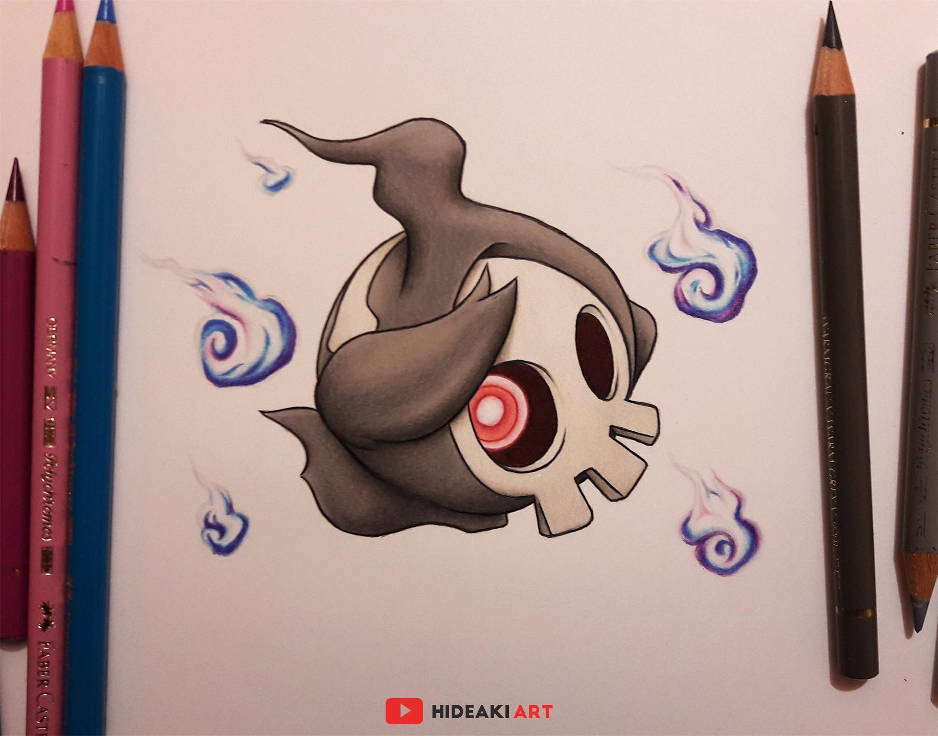 Duskull || Pokemon