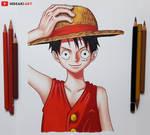 Monkey D. Luffy || One Piece