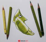 Metapod    Pokemon