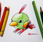 Natu || Pokemon