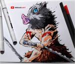 Inosuke || Demon Slayer